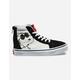 VANS x PEANUTS Joe Cool Sk8-Hi Zip Kids Shoes