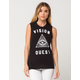 SUB URBAN RIOT Vision Quest Womens Muscle Tank