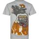 ROOK Bear Knucks Mens T-Shirt