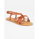 BAMBOO 5 Strap Womens Sandals