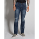RSQ Seattle Mens Skinny Taper Stretch Ripped Jeans