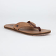 REEF Leather Smoothy Mens Sandals