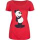 LRG Punky Panda Womens Tee