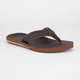 QUIKSILVER Carver Nubuck 4 Mens Sandals