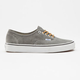 VANS Washed Authentic Mens Shoes