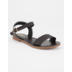 SODA Ankle Strap Womens Sandals