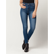 SKY AND SPARROW High Waisted Womens Skinny Jeans