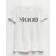 IVY & MAIN Mood Girls Babydoll Tee