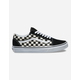 VANS Checkered Old Skool Black & White Shoes