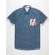QUIKSILVER New Merica Mens Shirt