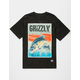GRIZZLY Rivers & Lakes Mens T-Shirt