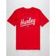 HURLEY Truck Stop Mens T-Shirt