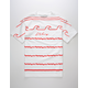 WAVY Animal Style Mens T-Shirt