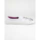DISNEY Tink Womens Slip-On Shoes