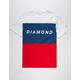 DIAMOND SUPPLY CO. Lifer Panel Mens T-Shirt
