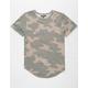 ELWOOD Camo Boys T-Shirt