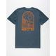 FRESH VIBES Moonlit Mens T-Shirt
