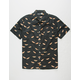 AMBSN Melon Mens Shirt