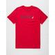 NAUTICA Sailboat Script Mens T-Shirt