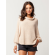 FREE PEOPLE Cozy Womens Sweater