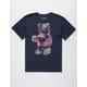 RIOT SOCIETY Palm Bear 2 Boys T-Shirt