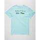 NAUTICA Flags Mens T-Shirt