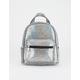 VIOLET RAY Iza Metallic Mini Backpack