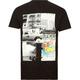 RIOT SOCIETY Neon Hydrant Mens T-Shirt