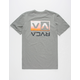 RVCA Electro Flipped Box Mens T-Shirt