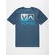 RVCA Electro Flipped Box Mens T-Shirt