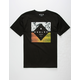 HURLEY Break Away Mens T-Shirt