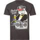 RIOT SOCIETY Panda Beer Mens T-Shirt