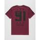VOLCOM Nine One Mens T-Shirt