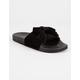 YOKI Bow Womens Slide Sandals