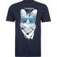 RIOT SOCIETY Swagger Cat Mens T-Shirt
