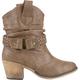 CHARLES ALBERT Ashton Womens Boots