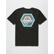 HURLEY Swell Mens T-Shirt
