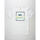 RVCA Stringer All The Way Mens T-Shirt