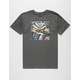 HURLEY Breeze By Mens T-Shirt