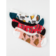 VANS 3 Pack Brekkie Canoodle Womens Socks