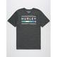 HURLEYJockey Triblend Mens T-Shirt