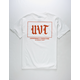 US VERSUS THEM Block Logo Mens T-Shirt