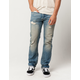 LEVI'S 501 Original Fit Mens Ripped Jeans