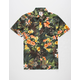 RESOLUTION Floral Mens Shirt