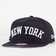 NEW ERA Flipup Yankees Mens Snapback Hat