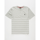 GRIZZLY Dockside Mens Henley
