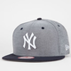 NEW ERA Oxcrown Yankees Mens Strapback Hat