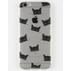 THE CASERY Pocket Cats iPhone 6/6S Case