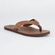 REEF Grom Leather Smoothy Boys Sandals