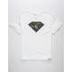 DIAMOND SUPPLY CO. Camo Rock Boys T-Shirt